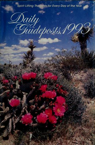 Daily guideposts, 1993 by