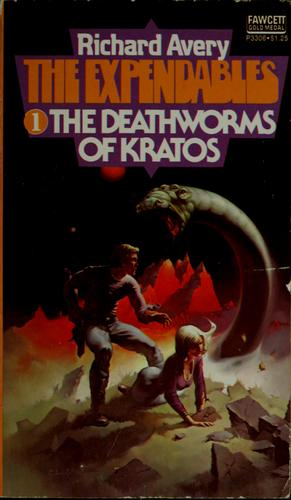The deathworms of Kratos by Edmund Cooper