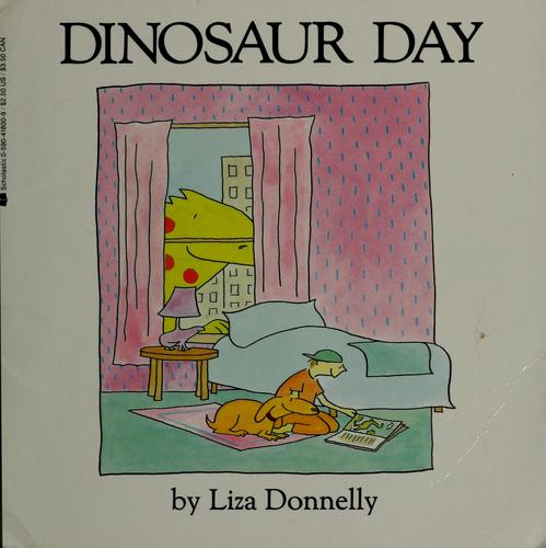 Dinosaur day by Liza Donnelly