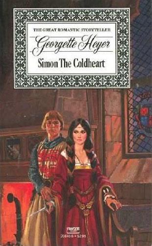 Simon the Coldhearted by Georgette Heyer