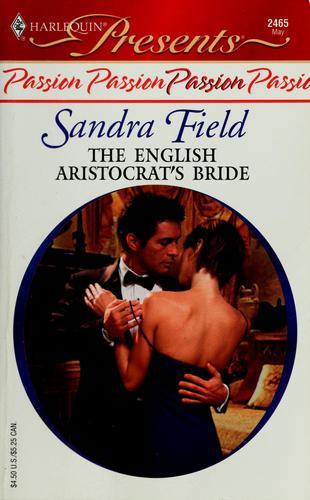 The English aristocrat's bride