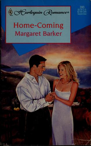 Home-Coming (Harlequin Romance #393) by Margaret Barker