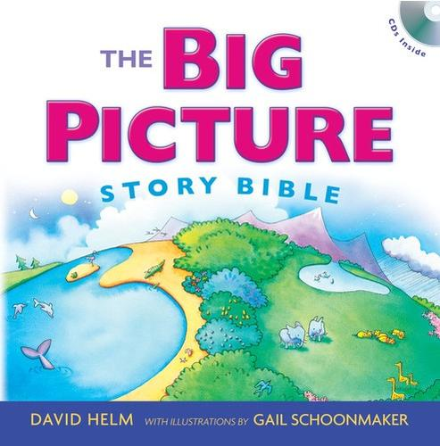 Big Picture Story Bible by Helm, David