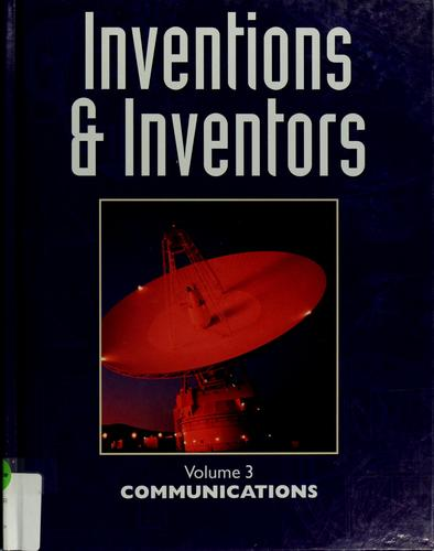 Inventions & inventors by Grolier Educational