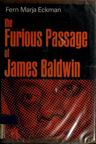The furious passage of James Baldwin.