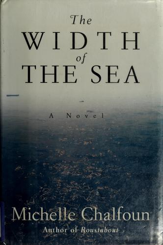 The width of the sea by Michelle Chalfoun