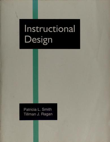 Instructional design by Patricia L. Smith