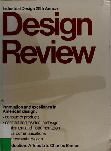 Design review by Edward K. Carpenter