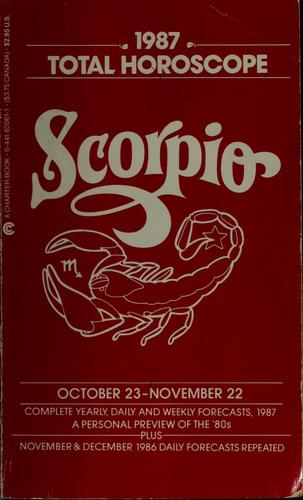 Total Horoscopes 1988 by Astrology World