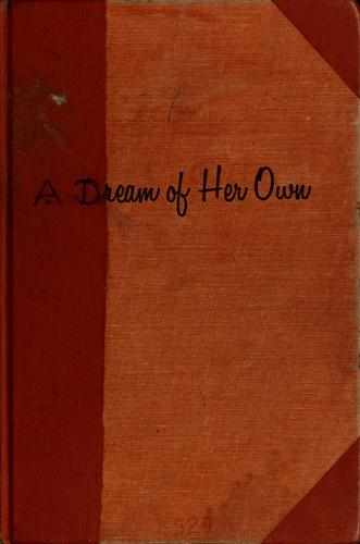 A dream of her own by Nancy Titus