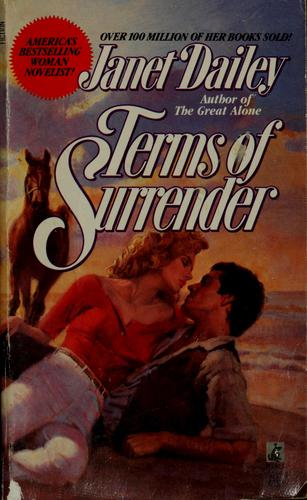 Terms of Surrender by Janet Dailey
