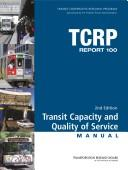 Transit capacity and quality of service manual by