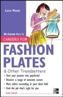 McGraw-Hill's careers for fashion plates & other trendsetters by Lucia Mauro