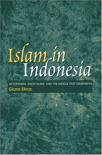 Islam In Indonesia by Giora Eliraz