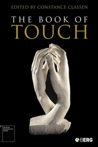 The Book of Touch (Sensory Formations) by Constance Classen