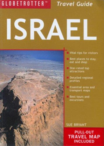 Israel Travel Pack, 2nd by Sue Bryant