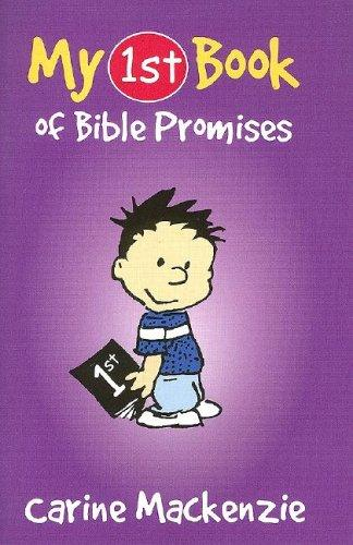 My 1st book of Bible promises by Mackenzie, Carine