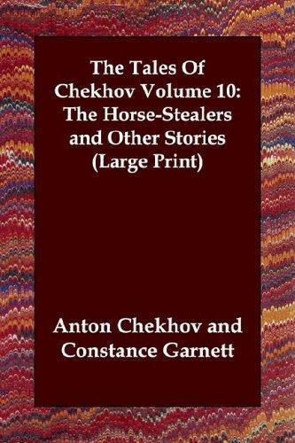 The Tales Of Chekhov Volume 10