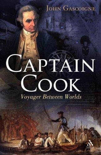 Captain Cook by John Gascoigne
