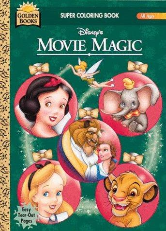 Disney's Movie Magic by Golden Books