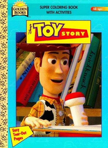 Toy Story by Golden Books