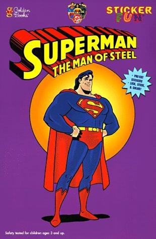 Superman by Golden Books