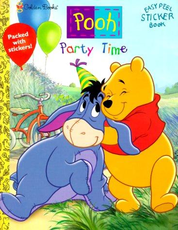 Pooh Party Time by Golden Books