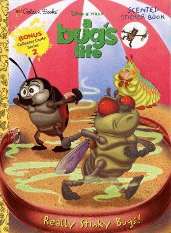 Really Stinky Bugs! with Sticker by Golden Books