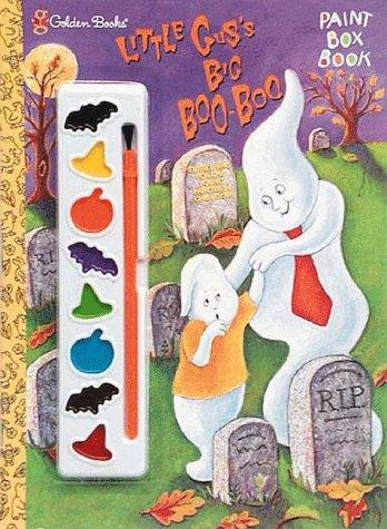 Little Gus's Big Boo-Boo (Painting Time) by Golden Books