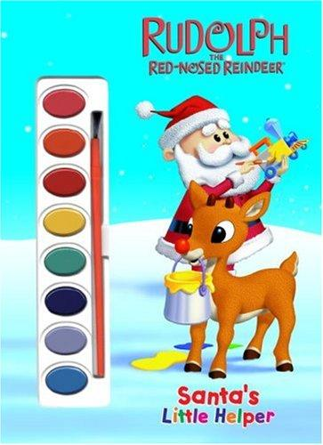 Rudolph by Golden Books