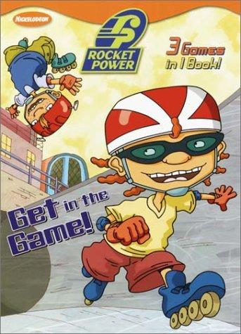 Get in the Game! (Press-out Activity Book) by Golden Books