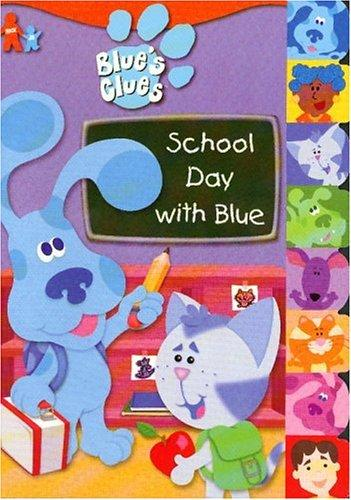 School Day with Blue by Golden Books