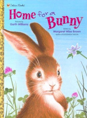 Home for a Bunny   A Golden Lap Book by Margaret Wise Brown