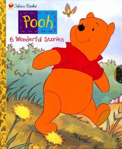 Pooh Mixed Boxed by Golden Books