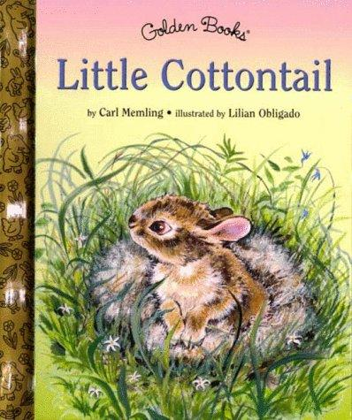 Little Cottontail by Golden Books