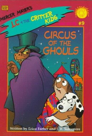 Circus of Ghouls by Golden Books