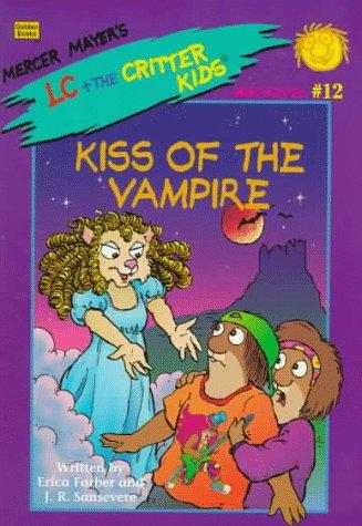 Kiss of the Vampire by Golden Books