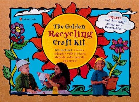 The Golden Recycling Craft Kit by Golden Books
