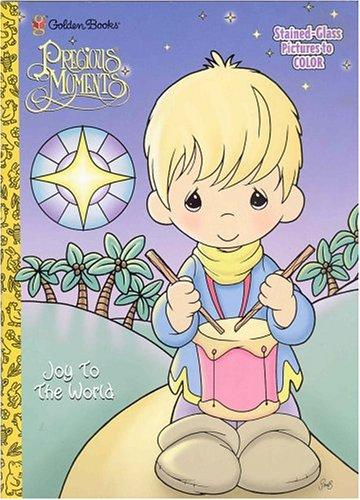 Joy to the World (Vellum Book) by Golden Books