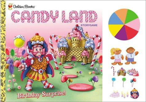 Hasbro Candy Land by Golden Books