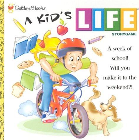 Hasbro Kid's Life (Booktivity) by Sara Miller