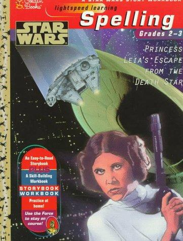 Star Wars Spelling \Story Wkbk by Golden Books