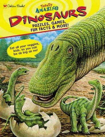 Totally Amazing Dinosaurs (Full-Color Activity Book) by Randi Hacker