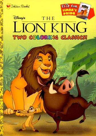 Disney's the Lion King/Disney's the Lion King II : Simba's Pride by Golden Books
