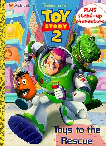 Disney Pixar Toy Story 2 by Golden Books