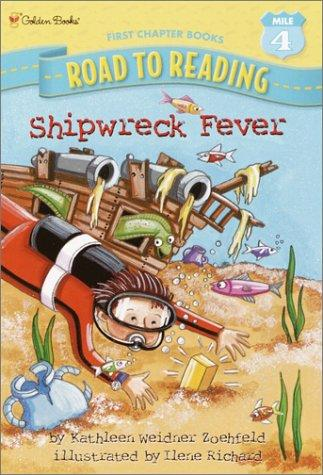 Shipwreck Fever (Road to Reading) by Golden Books