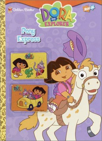 Pony Express by Golden Books