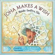 Joha makes a wish by Eric A. Kimmel