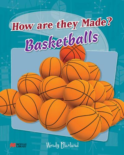 Basketballs by Wendy Blaxland