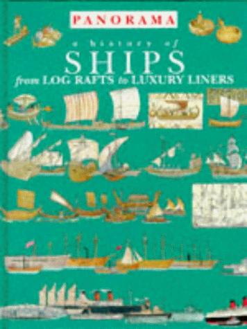 A History of Ships (Panorama) by Fiona MacDonald